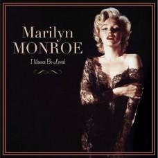 瑪麗蓮夢露最愛精選(黑膠) Marylin Monroe  / I wanna be loved (Vinyl)