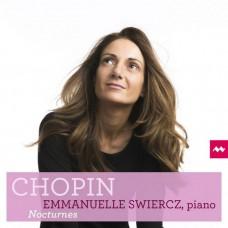 蕭邦: 夜曲 艾曼紐.斯威茨 鋼琴(2CD) Emmanuelle Swiercz / Chopin: Nocturnes