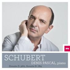 舒伯特: 鋼琴奏鳴曲第14,第121號 丹尼斯·帕斯卡 鋼琴Denis Pascal / Schubert: Piano Sonatas 14 & 21
