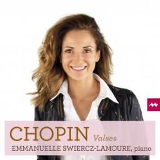 蕭邦: 華爾滋完整版 艾曼紐.斯威茨-拉摩 鋼琴Emmanuelle Swiercz-Lamoure  / Chopin: Valses