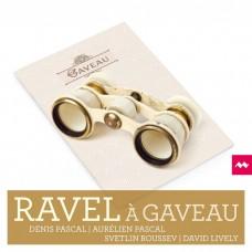 拉威爾和巴黎嘉禾音樂廳 丹尼斯·帕斯卡 鋼琴 大衛.里夫利 鋼琴Denis Pascal, David Lively / Ravel A Gaveau