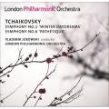 柴可夫斯基:第一,第六號交響曲 尤洛夫斯基 指揮 倫敦愛樂管弦樂團London Philharmonic Orchestra, Vladimir Jurowski / Tchaikovsky: Symphonies Nos 1, 'Winter Daydreams', Nos 6, 'Pathetique'