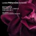 貝多芬 : 第三號與第五號交響曲 庫爾特·馬蘇爾 指揮 倫敦愛樂管絃樂團 Kurt Masur / Beethoven: Symphonies Nos. 3 & 5