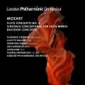 莫札特: 長笛協奏曲/巴松管協奏曲 尤洛夫斯基 指揮 倫敦愛樂管弦樂團 LPO, Vladimir Jurowski Conducts Mozart Wind Concertos