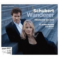 舒伯特: 流浪者, 阿班貝鳩奏鳴曲 芳斯瓦·薩爾克 大提琴 / Francois Salqu / Schubert: Wanderer, Sonate Arpeggionne