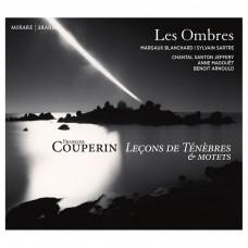 庫普蘭: 黑暗日課及經文歌 陰影合奏團 / Les Ombres / Couperin: Lecons De Tenebres & Motets