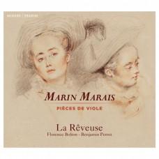 夢想家樂團 / 瑪萊斯: 低音古提琴的音樂 / La Reveuse / Marin Marais: Pieces de viole