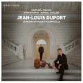 杜波特:大提琴協奏曲 哈斐爾.皮度 大提琴 Raphael Pidoux / Jean-Louis Duport: Concertos pour violoncelle