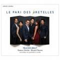 最佳手風琴演奏名曲集 費利西安.布魯 手風琴 愛瑪仕四重奏Felicien Brut / Quatuor Hermes / Le Pari des Bretelles