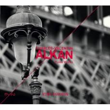 阿爾肯:鋼琴作品集 尤里.法瓦林 鋼琴 Yury Favorin / Alkan – Works for Piano (Muso)