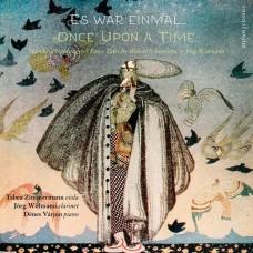 塔碧亞.齊瑪曼/懷舊時光-舒曼&魏德曼:豎笛室內樂集 Zimmermann/Once Upon a Time-Fairy Tales by Schumann&Widmann