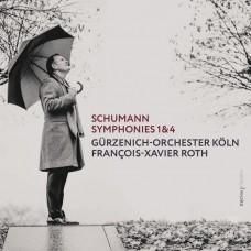 (SACD)舒曼:第一,四號交響曲 羅斯 指揮 科隆古澤尼希管絃樂團Gurzenich-Orchester Koln, Francois-Xavier Roth / Schumann: Symphonies Nos. 1 & 4