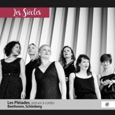 荀伯格:昇華之夜/貝多芬:第六號交響曲(田園)六重奏改編曲 昂宿星座六重奏Les Pliades / Beethoven & Schonberg
