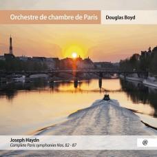 海頓:巴黎交響曲全集,第82-87 道格拉斯.伯伊德 指揮 巴黎室內管弦樂團Orchestre de Chambre de Paris, Douglas Boyd / Haydn: Complete Paris Symphonies Nos. 82-87