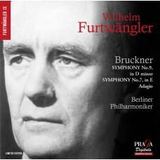 布魯克納:第九號交響曲 福特萬格勒 指揮 / Furtwangler / Bruckner / Symphony No. 9