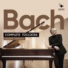 巴哈:觸技曲全集 勞倫.卡巴索 鋼琴Laurent Cabasso / J.S. Bach: Complete Toccatas