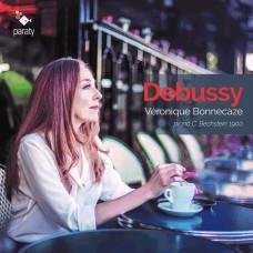 德布西: 鋼琴曲集 薇若妮卡.邦妮卡姿 鋼琴Veronique Bonnecaze / Debussy
