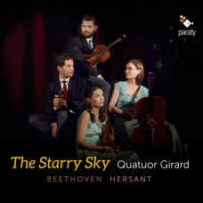 吉哈德四重奏/貝多芬:弦樂四重奏 Quatuor Girard/Beethoven:Quatuor No. 2 Hersant:The Starry Sky Quatuor #4 (paraty)