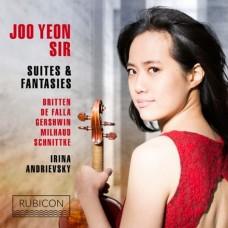 組曲及幻想曲 徐周延 小提琴 / Joo Yeon Sir / Suites & Fantasies