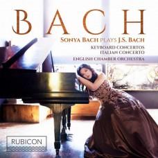 索尼亞·巴哈彈奏巴哈 / Sonya Bach plays J.S. Bach