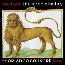 馬肖: 高貴的獅子(法國中世紀合唱曲集) 奧蘭多合唱團The Orlando Consort / Machaut: The Lion of Nobility