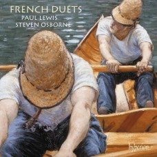 法國二重奏(佛瑞,德布西,浦朗克) 史蒂芬.奧斯朋 & 保羅.路易斯 鋼琴Steven Osborne, Paul Lewis / French Duets