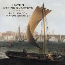 海頓: 弦樂四重奏作品76 倫敦海頓弦樂四重奏The London Haydn Quartet / Haydn: String Quartets Op 76