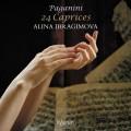 帕格尼尼: 24首隨想曲 艾莉娜.伊布拉吉莫娃 小提琴(2CD)Alina Ibragimova / Paganini: 24 Caprices