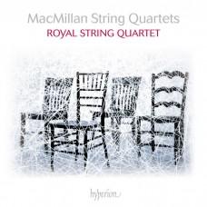 詹姆斯.麥克米蘭: 弦樂四重奏1.2.3號 皇家弦樂四重奏Royal String Quartet / Sir James MacMillan:  String Quartets