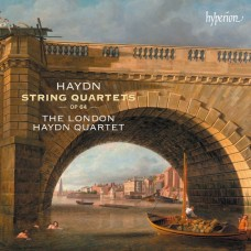 海頓: 弦樂四重奏 OP.64 倫敦海頓四重奏	London Haydn Quartet / Haydn: String Quartets Op 64