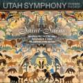聖桑:第一號交響曲/動物狂歡節 西耶瑞.費雪 指揮 猶他交響樂團 Thierry Fischer / Saint-Saens: Symphony No 1 & The carnival of the animals