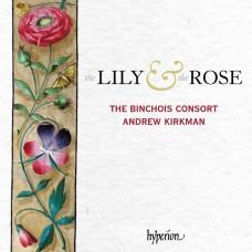 百合與玫瑰(中世紀晚期英格蘭音樂) 賓裘伊斯合奏團The Binchois Consort / The Lily & the Rose