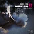 提佩特: 第三.四號交響曲 馬汀.布拉賓斯 指揮 BBC蘇格蘭交響樂團Martyn Brabbins / Tippett: Symphonies Nos 3, 4 & B flat