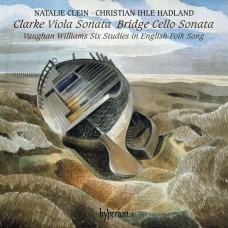 克拉克/佛漢.威廉士/布瑞基 :中提琴及大提琴奏鳴曲 娜塔莉·克萊茵 大提琴Natalie Clein / Clarke: Viola Sonata & Cello Sonata