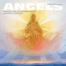 約翰.塔佛納:(天使)等合唱曲  安德魯·龍斯登 指揮 溫徹斯特大教堂合唱團Winchester Cathedral Choir / Sir John Tavener: Angels & other choral works