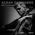 巴哈:無伴奏大提琴組曲全集 阿爾班.蓋哈特 大提琴Alban Gerhardt / J.S. Bach: The Cello Suites