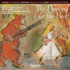 公主與熊(貝多芬等人黑管三重奏) 尚.愛德華 指揮 皇家蘇格蘭國家管弦樂團Sian Edwards / The Princess & the Bear