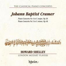 古典鋼琴協奏曲第六集 克萊默: 第4,5號鋼琴協奏曲 霍華.薛利, 指揮/鋼琴 倫敦莫札特音樂家合奏團Howard Shelley / Cramer: The Classical Piano Concerto 6 - Piano Concertos Nos 4 & 5
