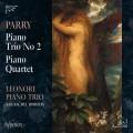 帕瑞: 第二號鋼琴三重奏/鋼琴四重奏 里奧諾雷鋼琴三重奏 瑞秋.羅伯特 中提琴Leonore Piano Trio / Parry:  Piano Trio No 2 & Piano Quartet