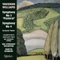 佛漢.威廉士:第三,第四號交響曲 馬汀.布拉賓斯 指揮 BBC交響樂團 Martyn Brabbins / Vaughan Williams: Symphonies Nos. 3 & 4