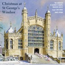 溫莎堡聖喬治聖誕節 盧克·邦德 管風琴 詹姆斯·維維安 指揮 溫莎堡聖喬治教堂合唱團St George's Chapel Choir Windsor / Christmas at St George's Windsor