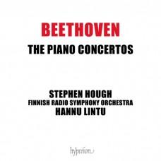 CDA68291/3貝多芬: 鋼琴協奏曲全集 史帝芬.賀夫 鋼琴 漢努.林圖 指揮 指揮 芬蘭廣播交響樂團
