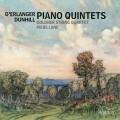 鄧希爾/德蘭傑: 鋼琴五重奏 皮爾斯.藍 鋼琴 郭德納弦樂四重奏 .Piers Lane, Goldner String Quartet / Dunhill & d'Erlanger: Piano Quintets