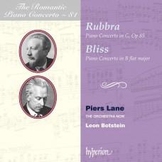 浪漫鋼琴協奏曲第81集 魯布拉/布利斯 皮爾斯.藍 鋼琴Piers Lane / The Romantic Piano Concerto #81 Rubbra & Bliss