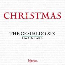 聖誕節 歐溫.派克 指揮 傑蘇瓦多六人合唱團The Gesualdo Six / Christmas
