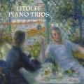 里托夫: 鋼琴三重奏第1.2號 里奧諾雷鋼琴三重奏Leonore Piano Trio / Henry Charles Litolff: Piano Trios Nos 1 & 2