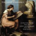 克拉拉.舒曼/芳妮.孟德爾頌: 室內樂集 納許合奏團Nash Ensemble / Clara Schumann & Fanny Mendelssohn - Piano Trios & String Quartet