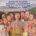 約斯坎·德.普雷斯: 彌撒曲  塔利斯學者合唱團The Tallis Scholars / Josquin des Pres: Missa Gaudeamus