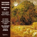 佛漢.威廉士:第五號交響曲/班揚(天路歷程)場景改編曲 馬汀.布拉賓斯 指揮 BBC交響樂團Martyn Brabbins / Vaughan Williams Symphony No 5
