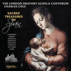 西班牙的聖寶(西班牙宗教合唱曲) 倫敦司鐸祈禱會合唱團The London Oratory Schola Cantorum / Sacred treasures of Spain